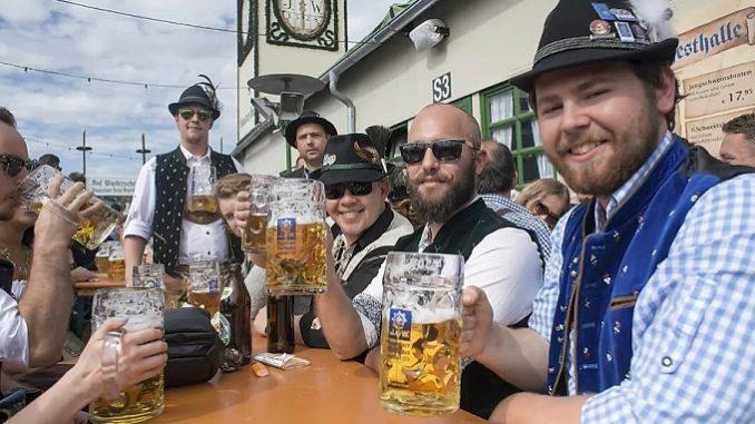 Oktoberfest Bigger than Beer