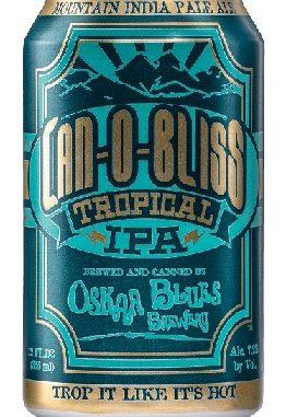 Oskar Blues Can-O-Bliss Tropical IPA