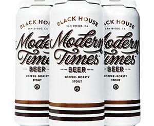 Modern Times Coffee Roasty Stout