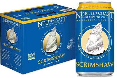 North Coast Scrimshaw Pilsner