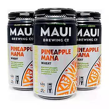 Maui Brewing Pineapple Mana Wheat