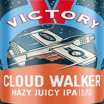 Victory Cloud Walker Hazy Juicy IPA