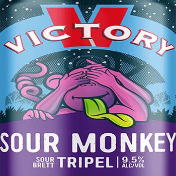 Victory Sour Monkey Sour Brett Tripel