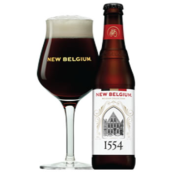 New Belgium 1554 Black Ale