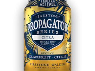 Firestone Walker Propagator Citra Single Hop Hazy IPA