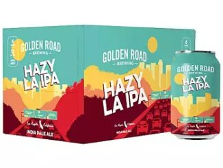 Golden Road Hazy LA IPA