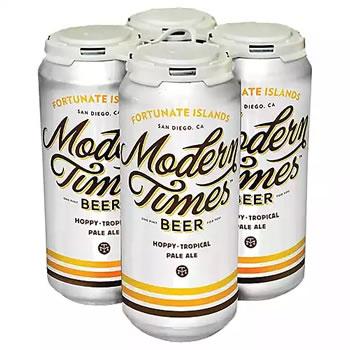 Modern Times Hoppy Tropical Pale Ale
