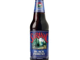 Saranac Black Forest Bavarian Black Beer