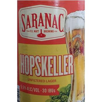 Saranac Hopskeller