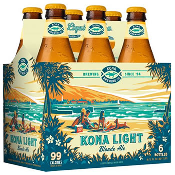Kona Light Blonde Ale