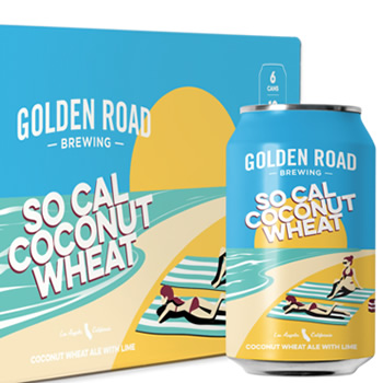 Golden Road So Cal Coconut Wheat