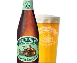 Anchor Brewers' Pale Ale Citra Hop Blend