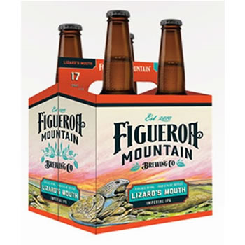 Figueroa Mountain Lizard's Mouth IPA