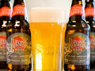 Firestone Walker Luponic Distortion IPA No. 12