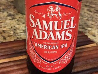 Samuel Adams American IPA