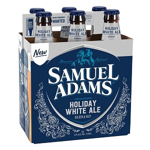 Samuel Adams Holiday White Ale