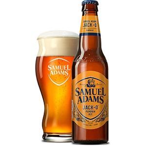 Samuel Adams Jack-O Pumpkin Ale