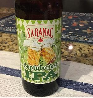 Saranac Hoptoberfest IPA