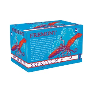 Fremont Sky Kraken Hazy Pale Ale