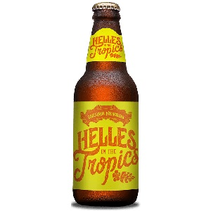 Sierra Nevada Helles in the Tropics