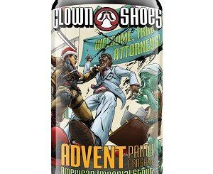 Clown Shoes Advent Party Crasher Imperial Stout