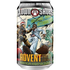 Clown Shoes Advent Party Crasher Imperial Stout