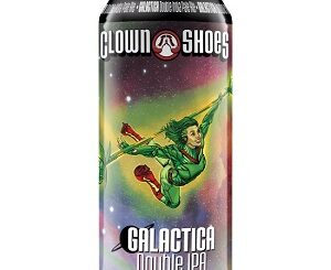 Clown Shoes Galactica Double IPA