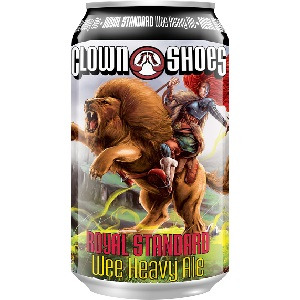 Clown Shoes Royal Standard Wee Heavy Ale