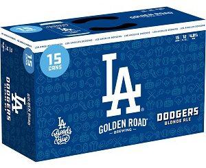 Golden Road Dodgers Blonde Ale