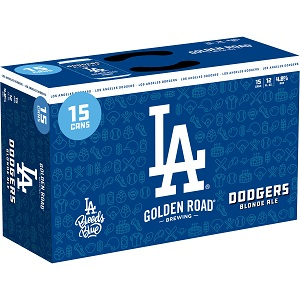Golden Road Dodgers Blonde Ale
