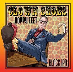 Clown Shoes Hoppy Feet Black IPA